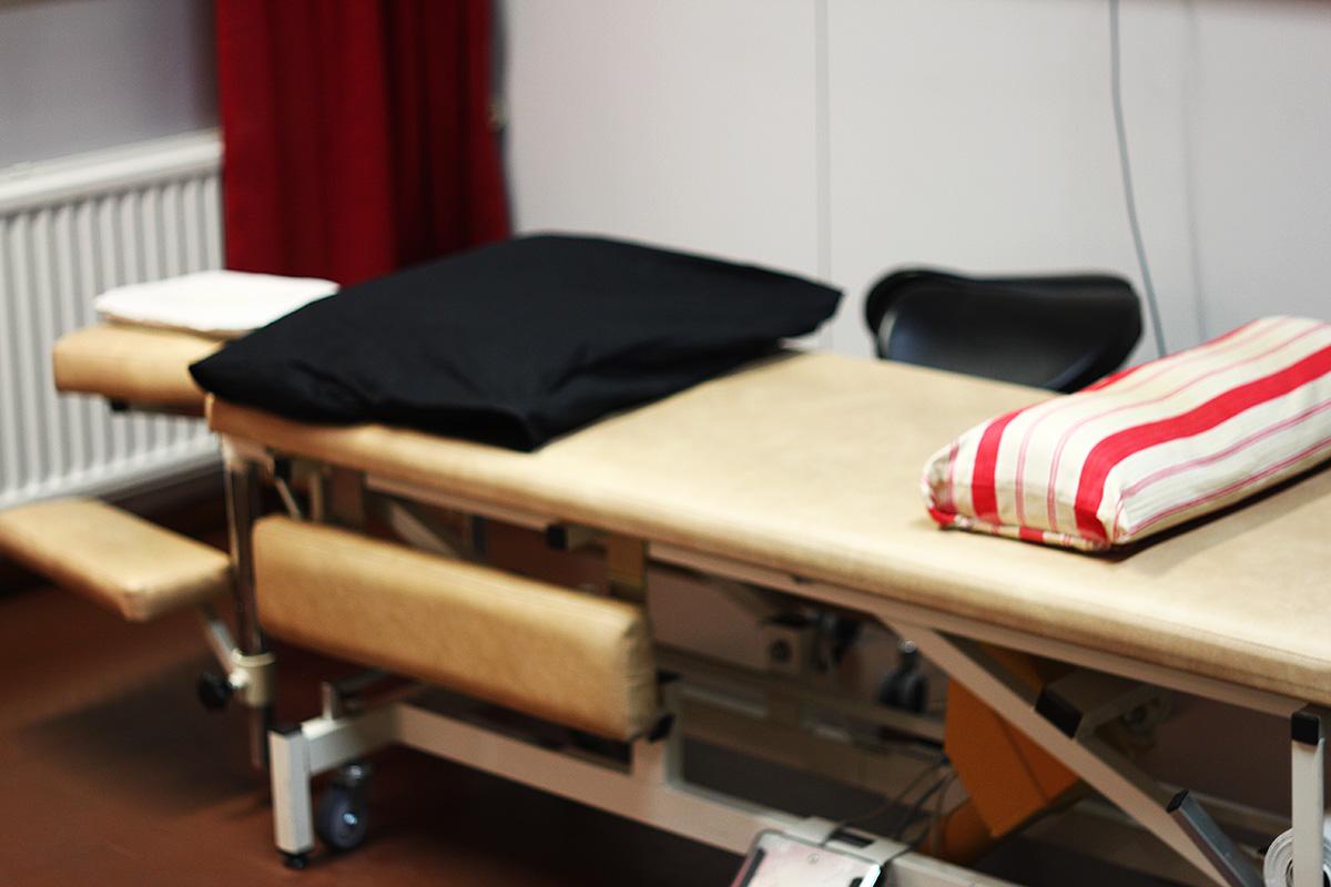 akupunktiohoitopoyta