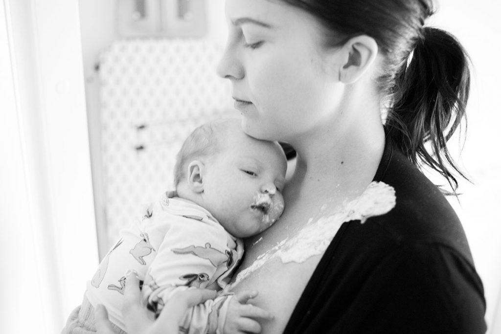 Yliväsynyt Vauva
