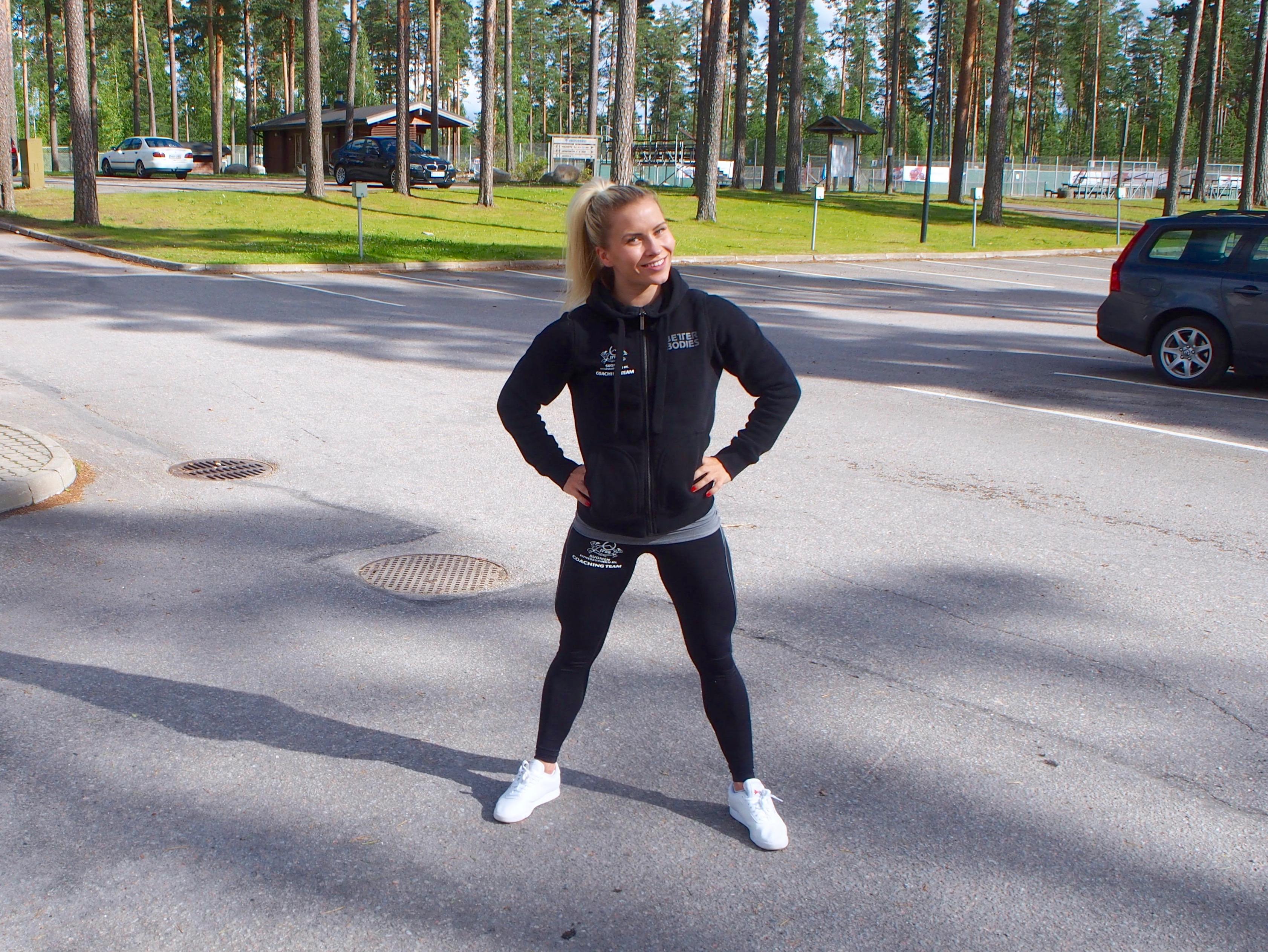 Fitness Summer Camp - Suomen Fitnessurheilu ry