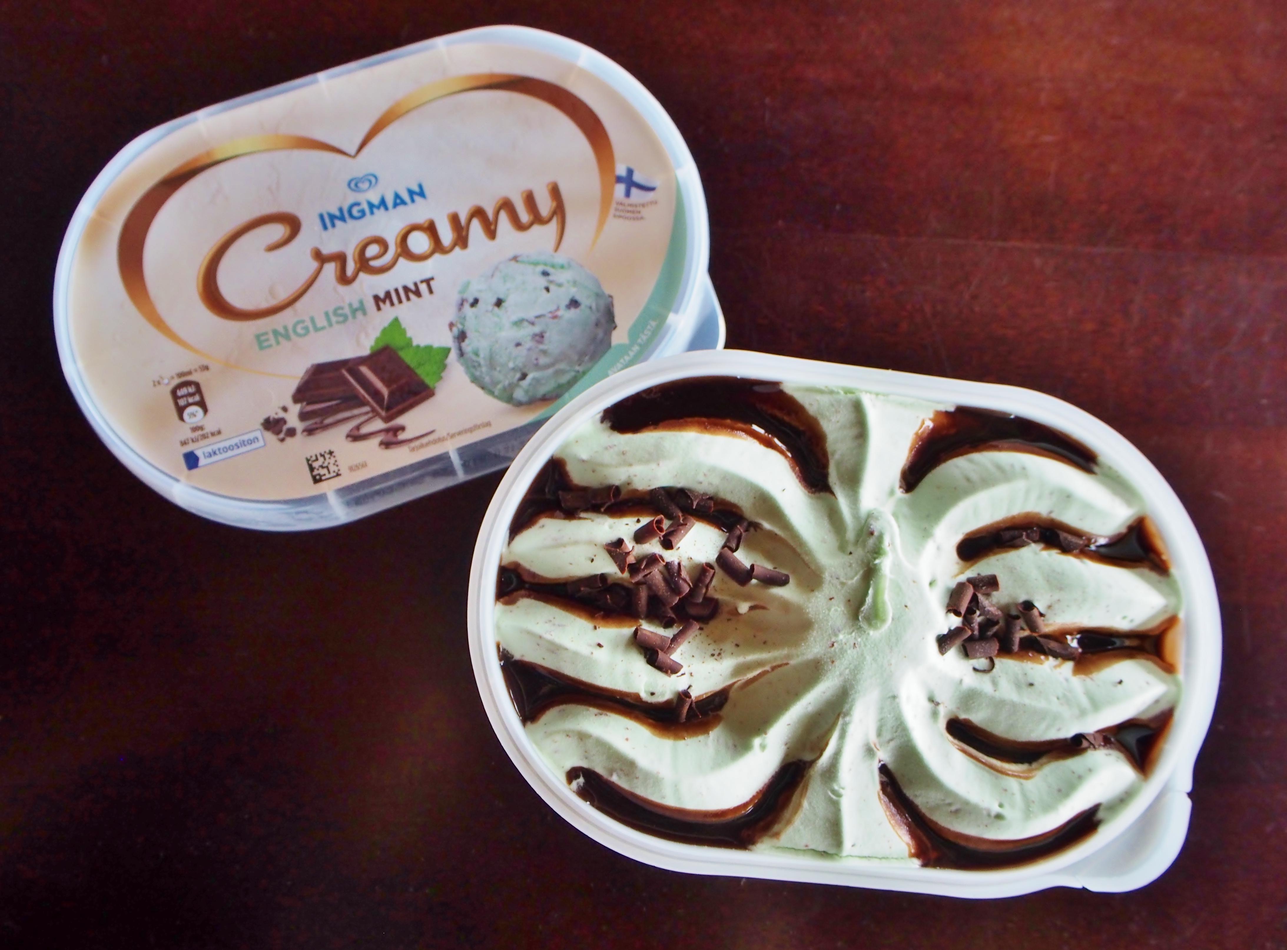 Ingman Creamy English Mint