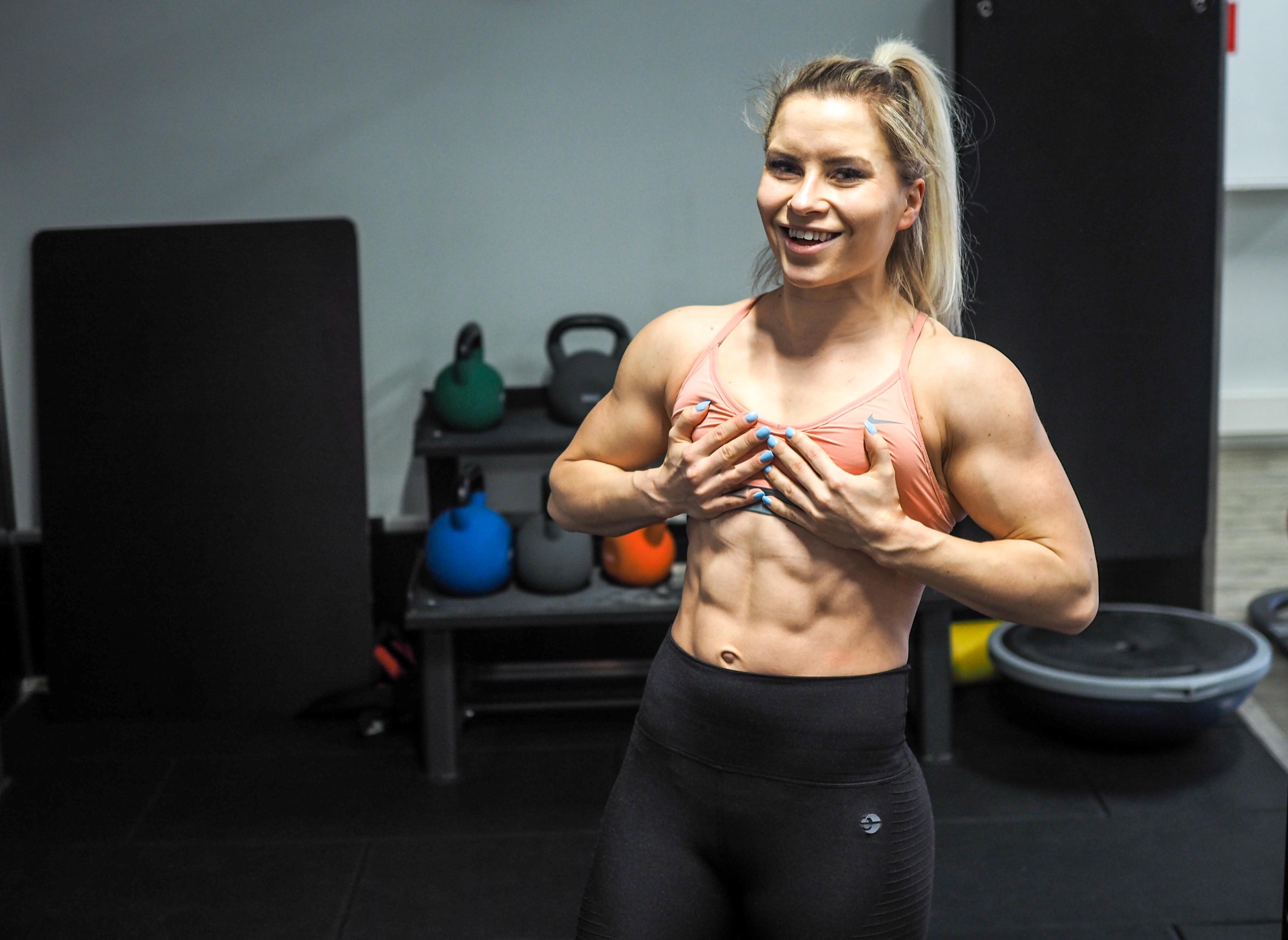 miten saada vatsalihakset näkyviin