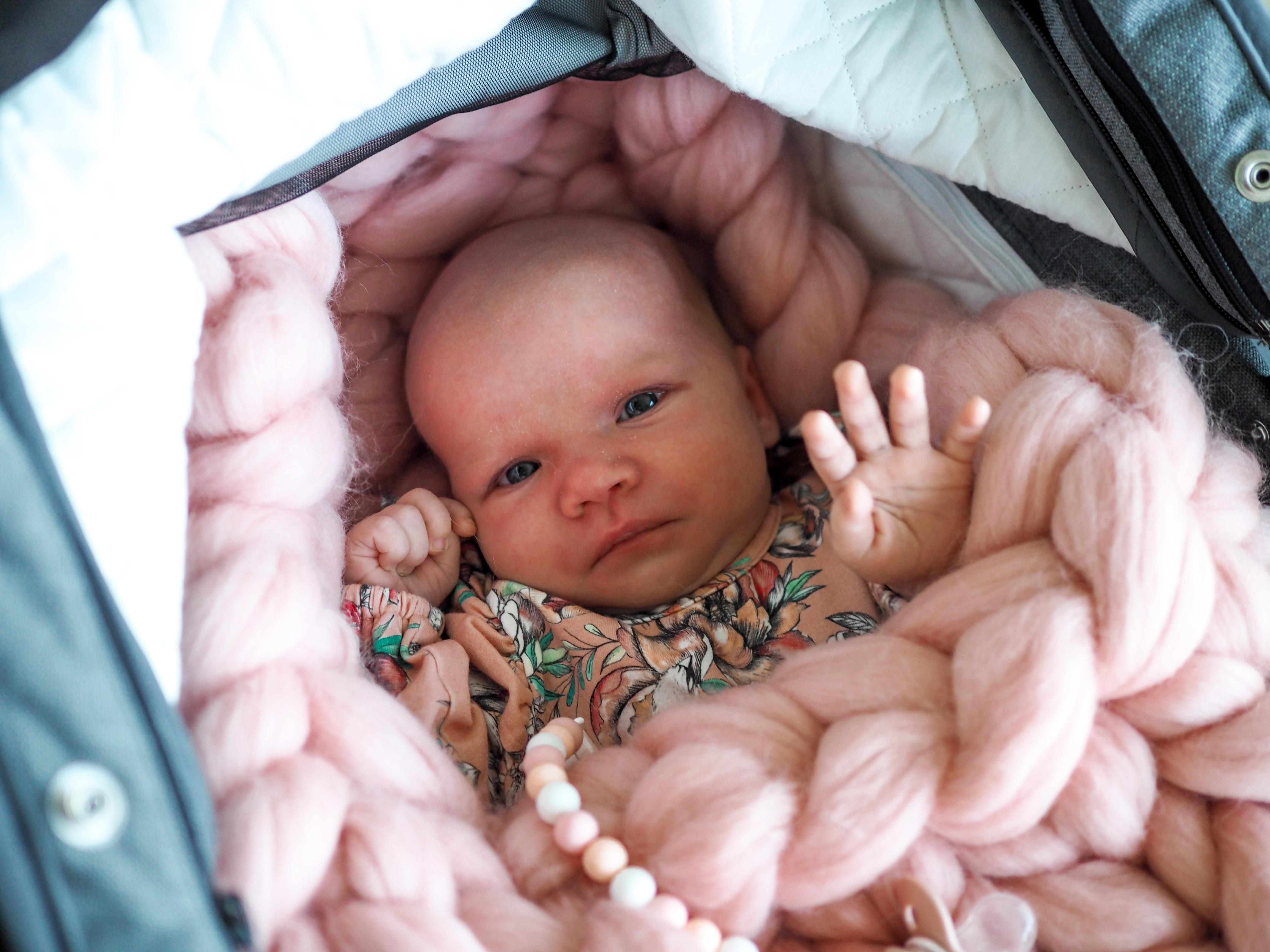 vauva 6 viikkoa