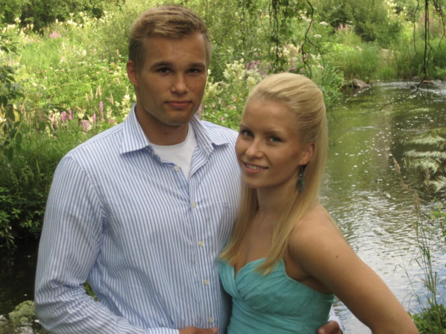 13 vuoden parisuhteessa