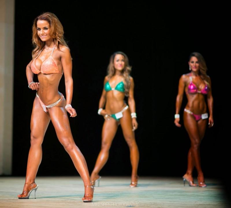 Fitness harrastuksen ja kilpaurheilun ero