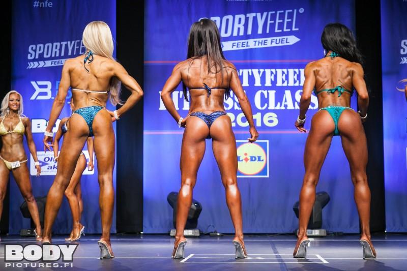 Fitness Classic – Bikini fitness tulokset ja oma arvioni