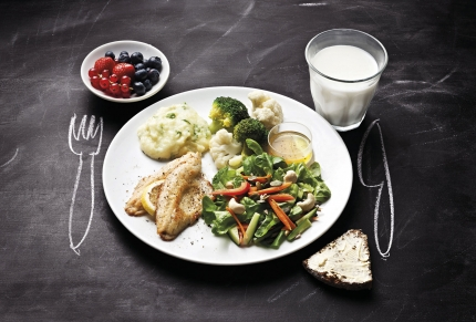 Paranna hyvinvointiasi ravinnon avulla