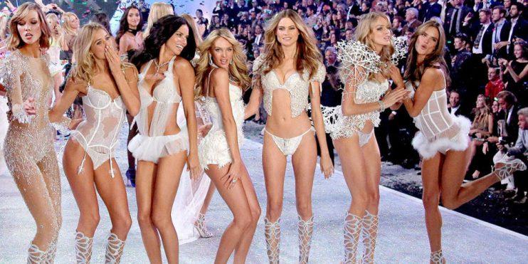 Miten saada Victoria's Secret mallin vartalo