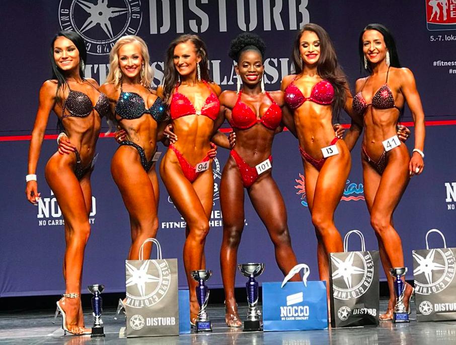 Fitnessclassic2018.bikinifitness.alle160cmtulokset