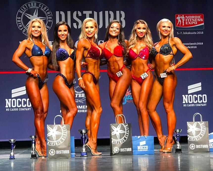 Fitnessclassic2018.bikinifitnessalle168.tulokset