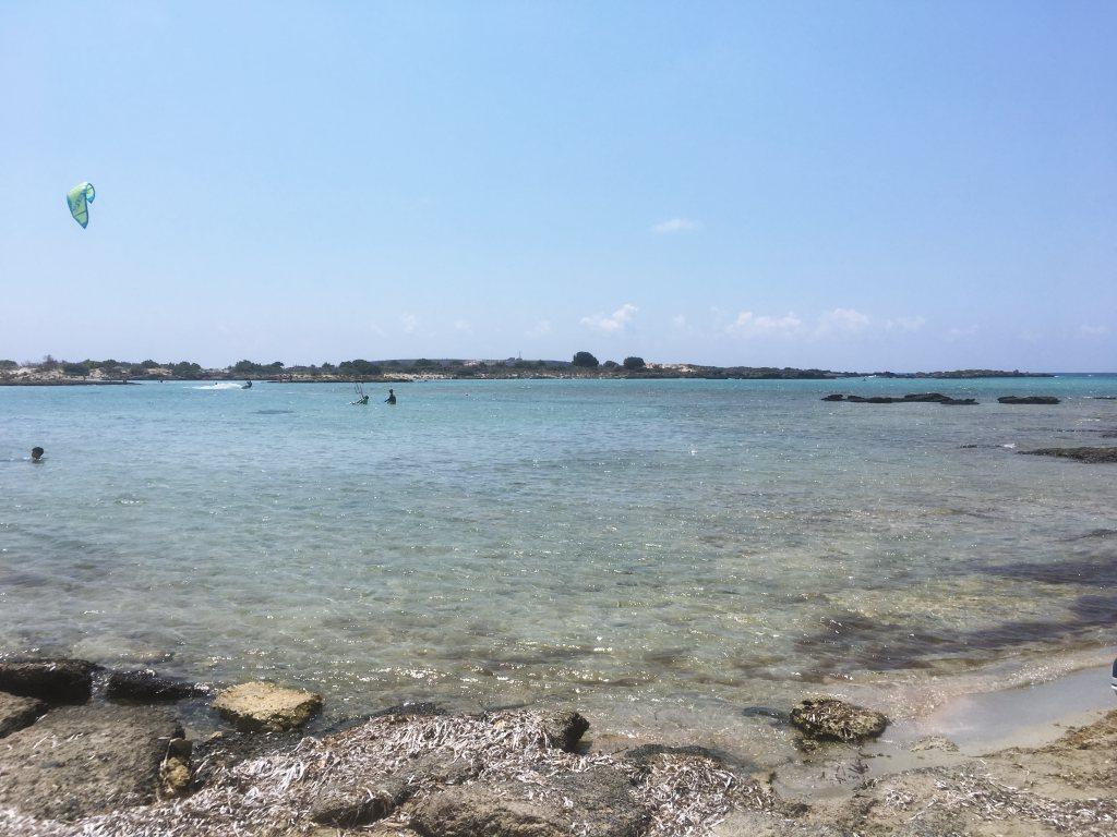 Elafonissi-Kreeta-laguuni-ranta