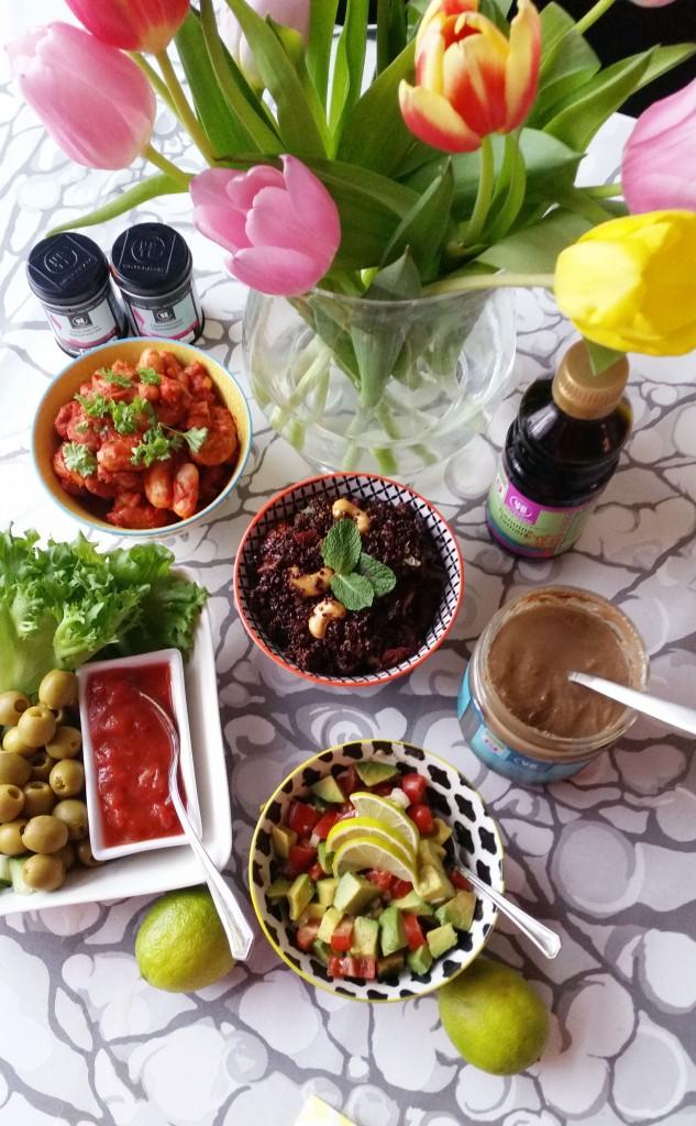 Mexican food! Valmista itse gluteenittomat tortillat herkullisilla kasvistäytteillä