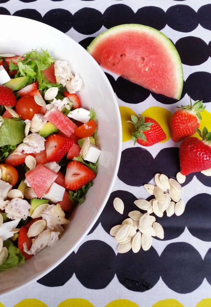 Simppelit ohjeet kuinka syödä terveellisesti