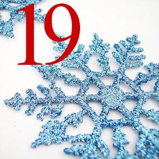 Joulukalenterin 19. luukku
