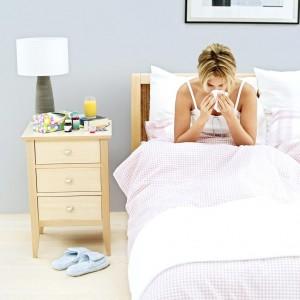 Flunssaisena kannattaa suosiolla jättää treenit väliin.