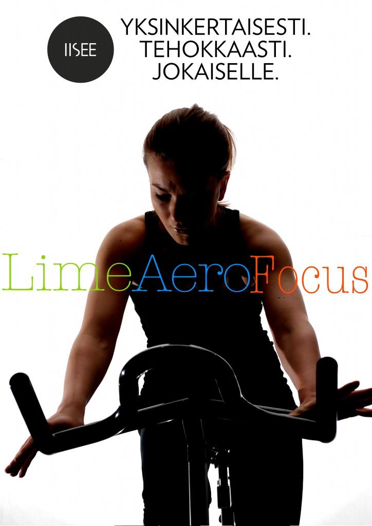IISEE = IC = Indoor Cycling = sisäpyöräily = spinning = IHAN HUIPPUA!
