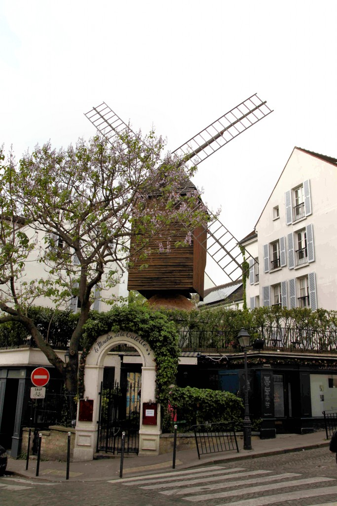 Moulin La Gallette
