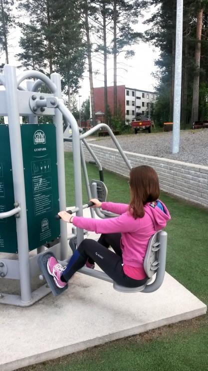 Testissä Jyväskylän liikuntapuistot osa 4: Säynätsalon urheilukenttä