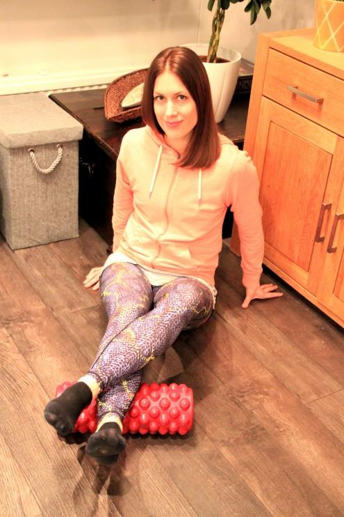 Putkirullausvinkit osa 3: Miten rakentaa erillinen kehonhuoltoharjoitus foam rollerilla?
