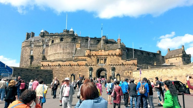 Edinburghin linna