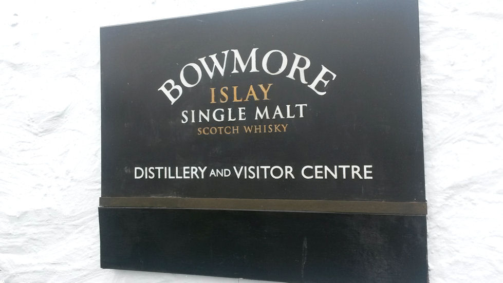 Bowmore single malt