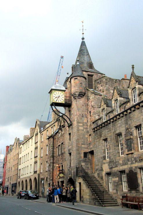 Edinburghissa