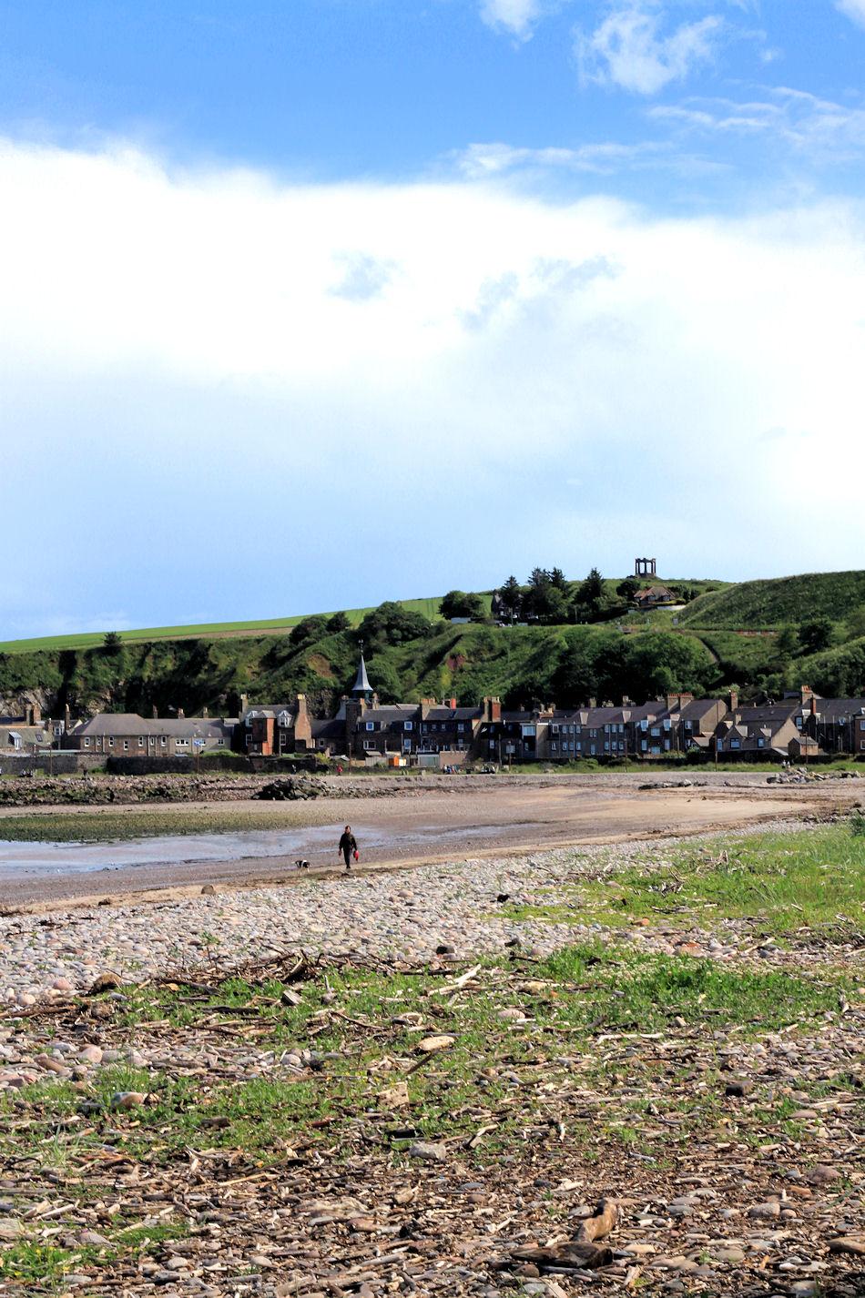 Stonehavenin ranta