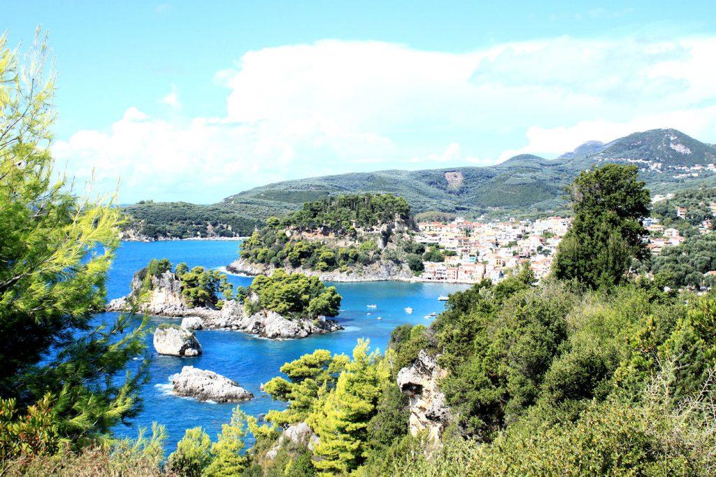 Vietimme syyslomaviikon mieheni kanssa Pargassa, Kreikassa. Oli ihana reissu ja ihana paikka.