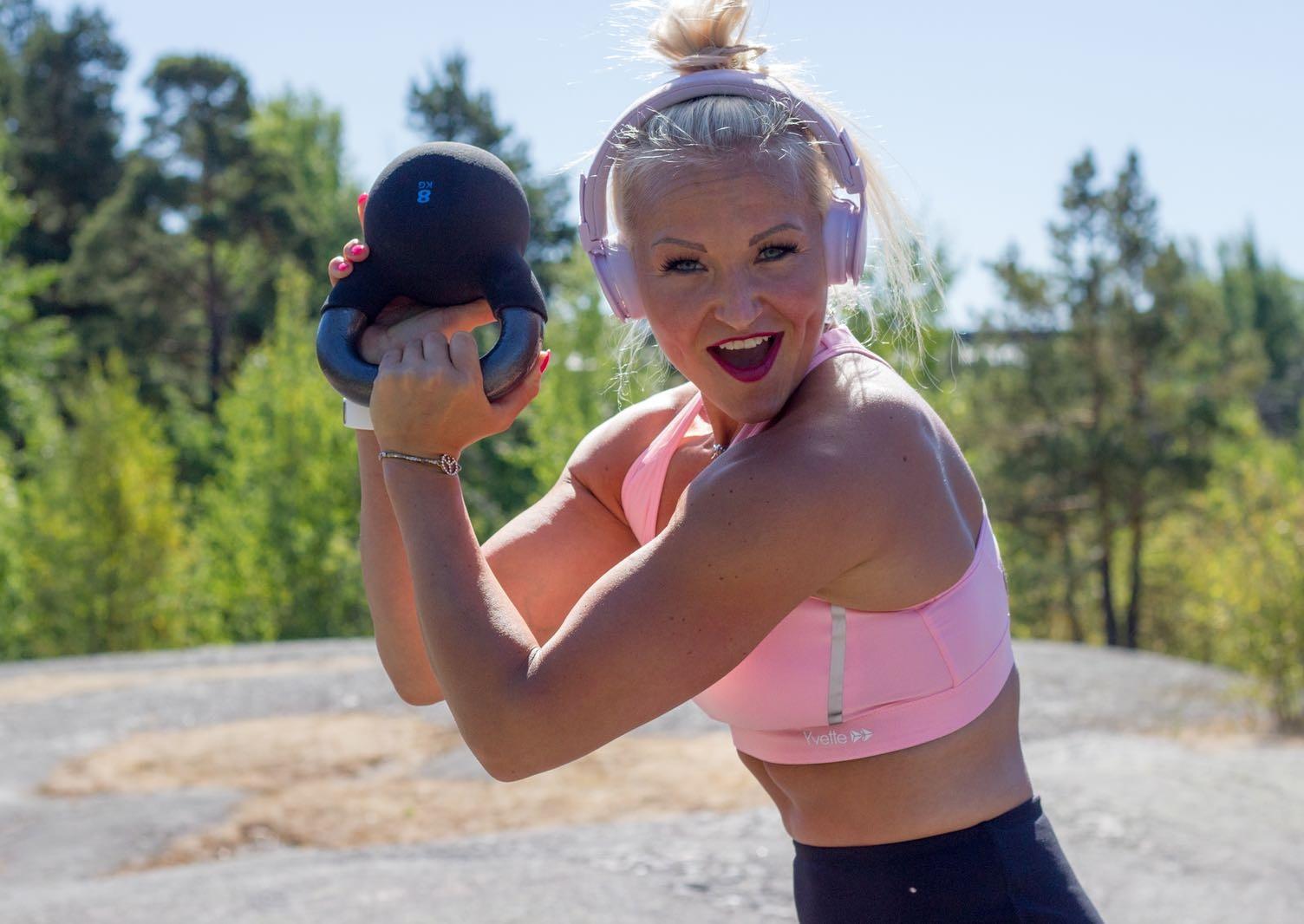 MOTIVAATIOVIIKKO - osa 4: Mikä minua motivoi treenaamaan?