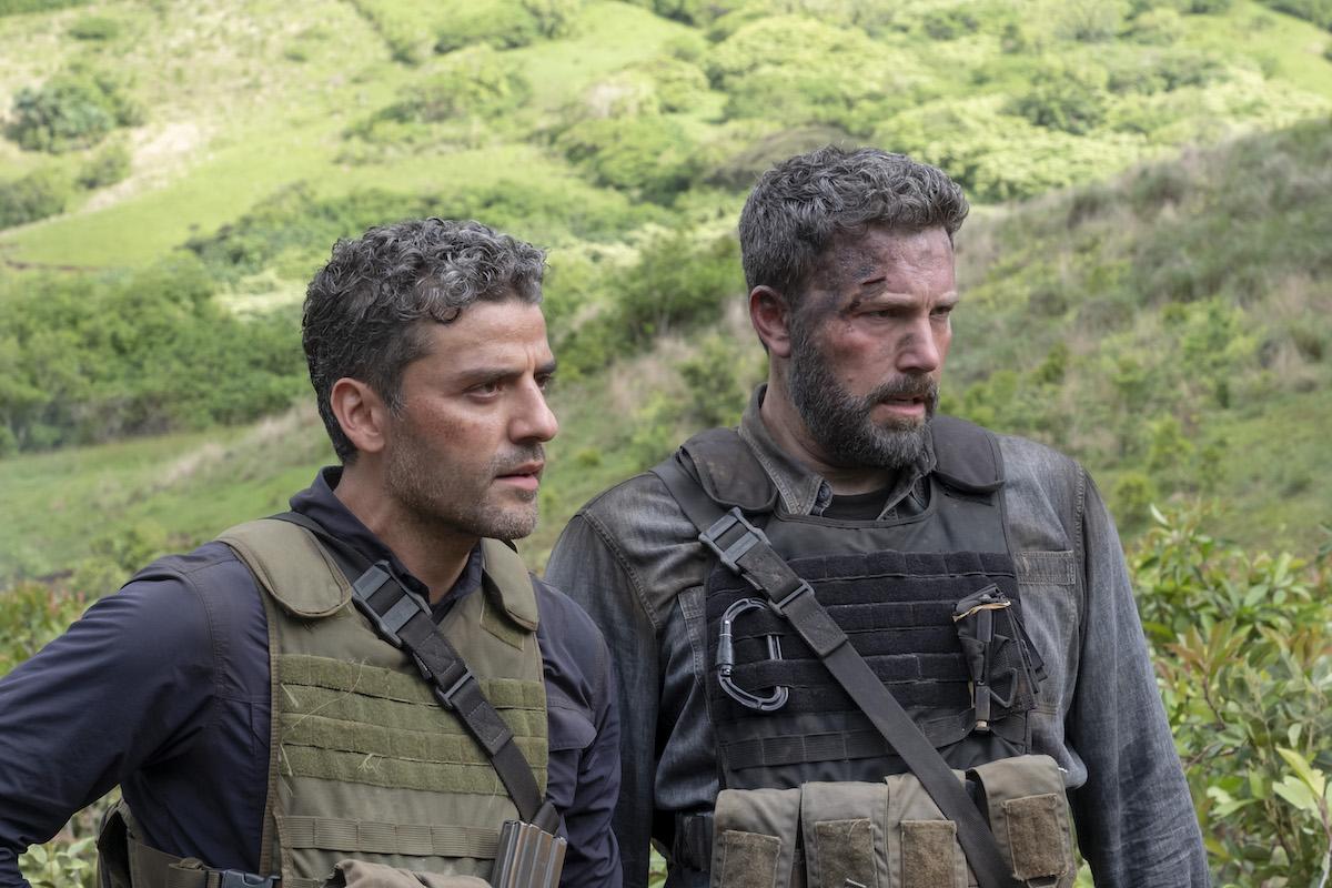 Netflixin uutuuselokuva Triple Frontier kuvittelee olevansa The Expendablesin älykköversio
