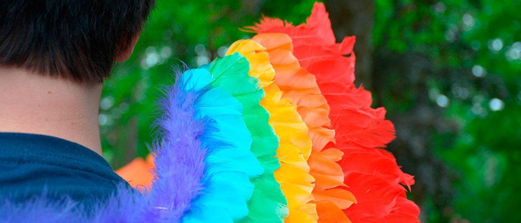 Pride ja esikuvat – rohkeutta, hyväksyntää ja välittämistä.  Kykenemmekö tähän transsukupuolisuuden äärellä?