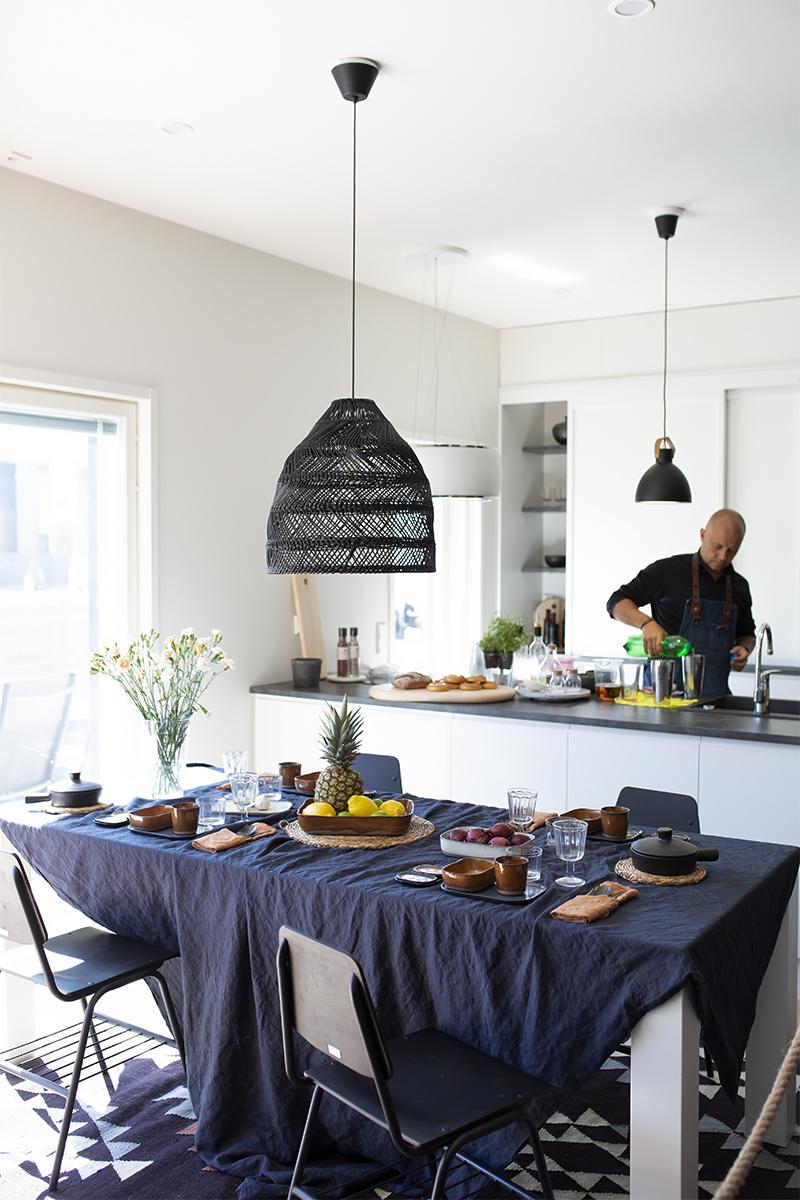 Asuntomessut 2018: Topi-Keittiöt Designtalo Nosteessa