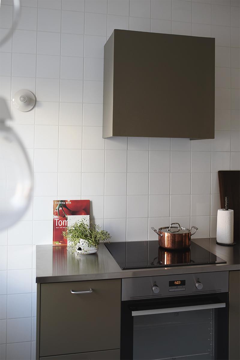 DIY: Koteloitu liesituuletin
