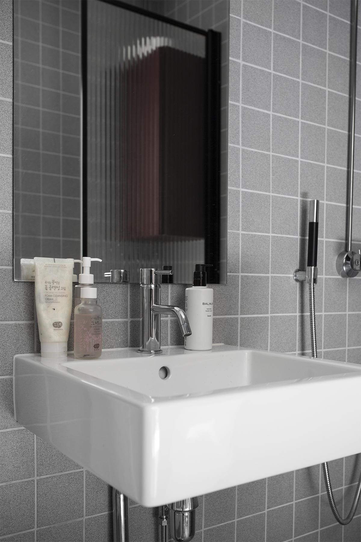 Kylpyhuoneessa nyt