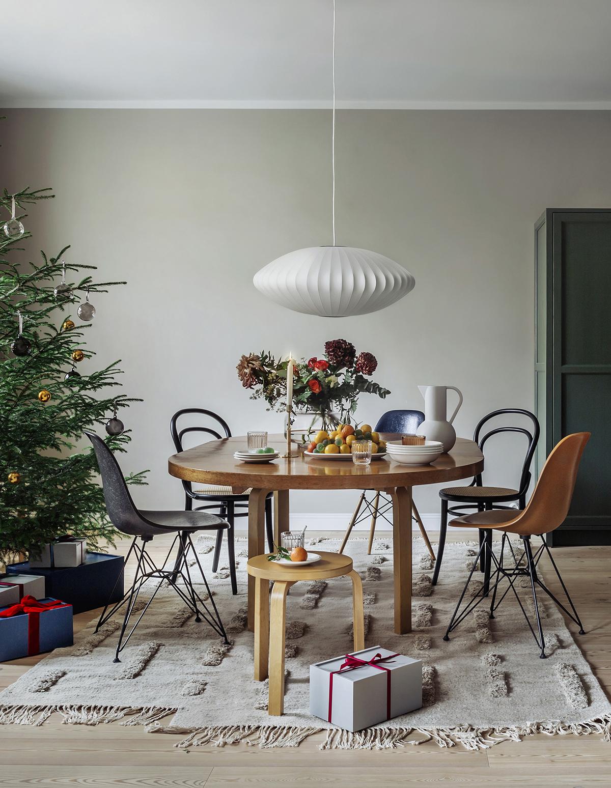 Inspiraatiota joulukauteen: tumma ja mausteinen joulu 2019