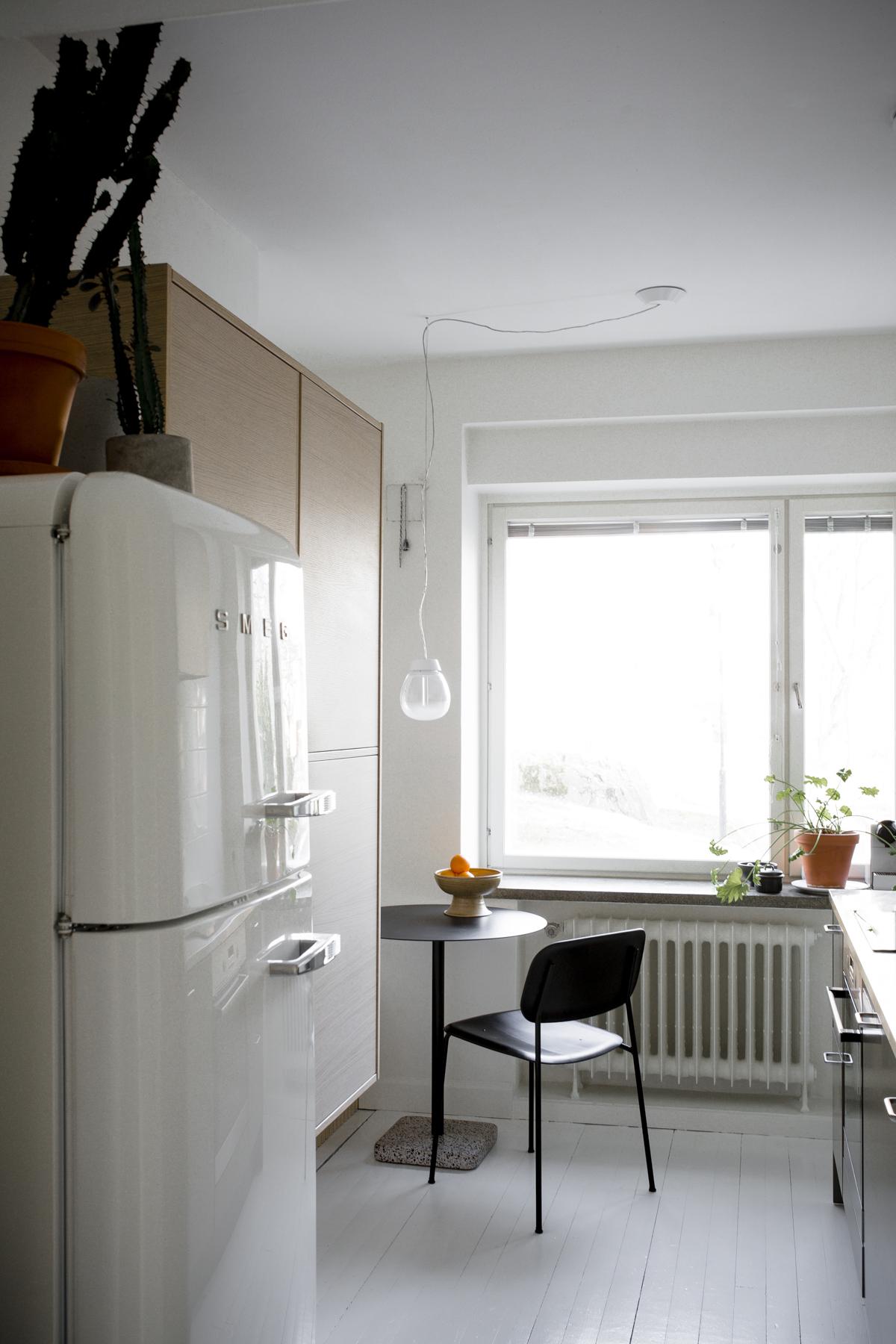 50-luvun keittiö remontti