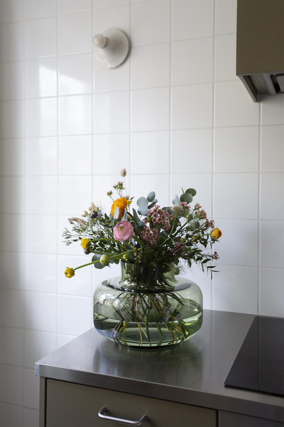 Kukkakimppu viidellä eri tapaa