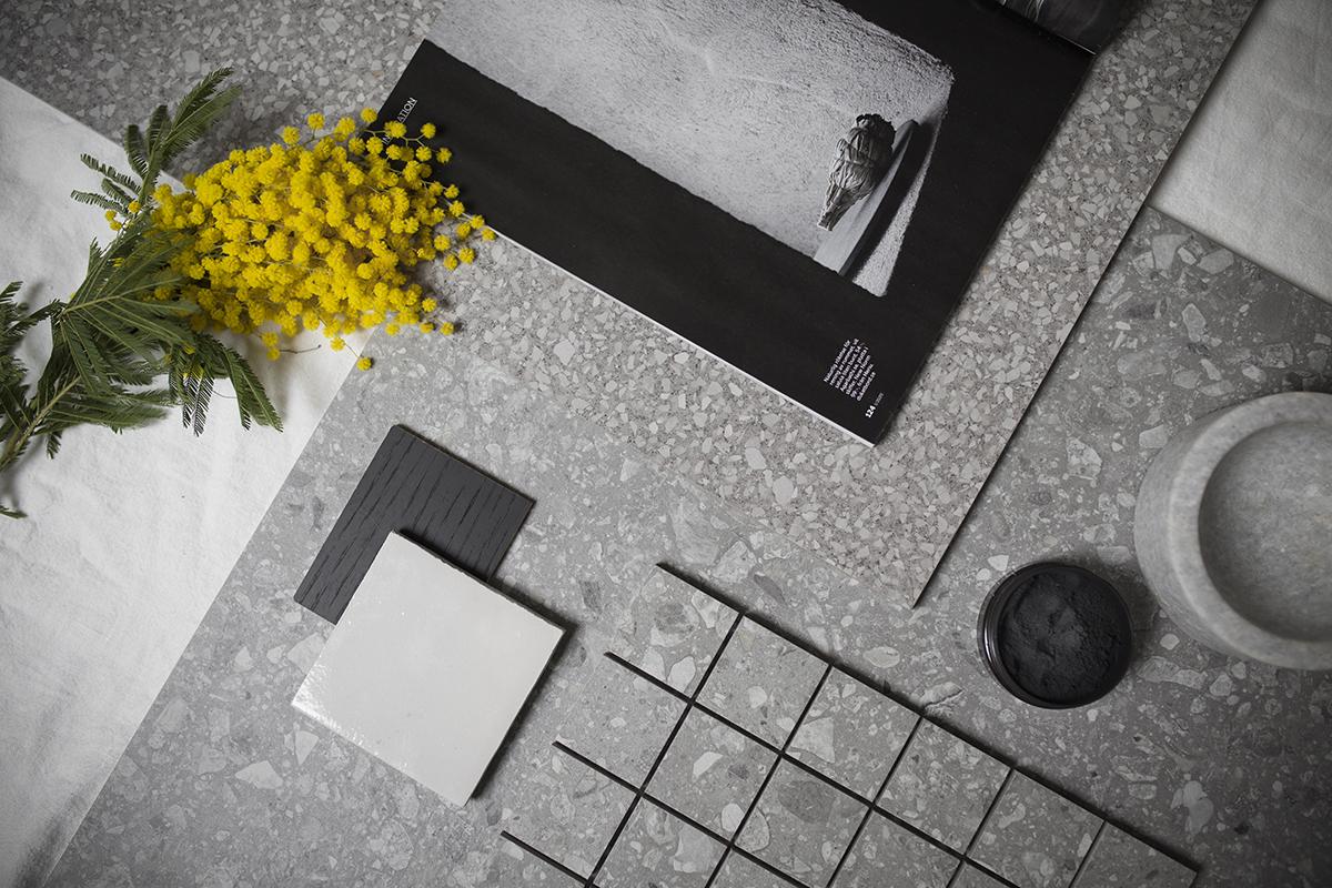 Laattasuosikkeja ja kylpyhuonesuunnitelmia