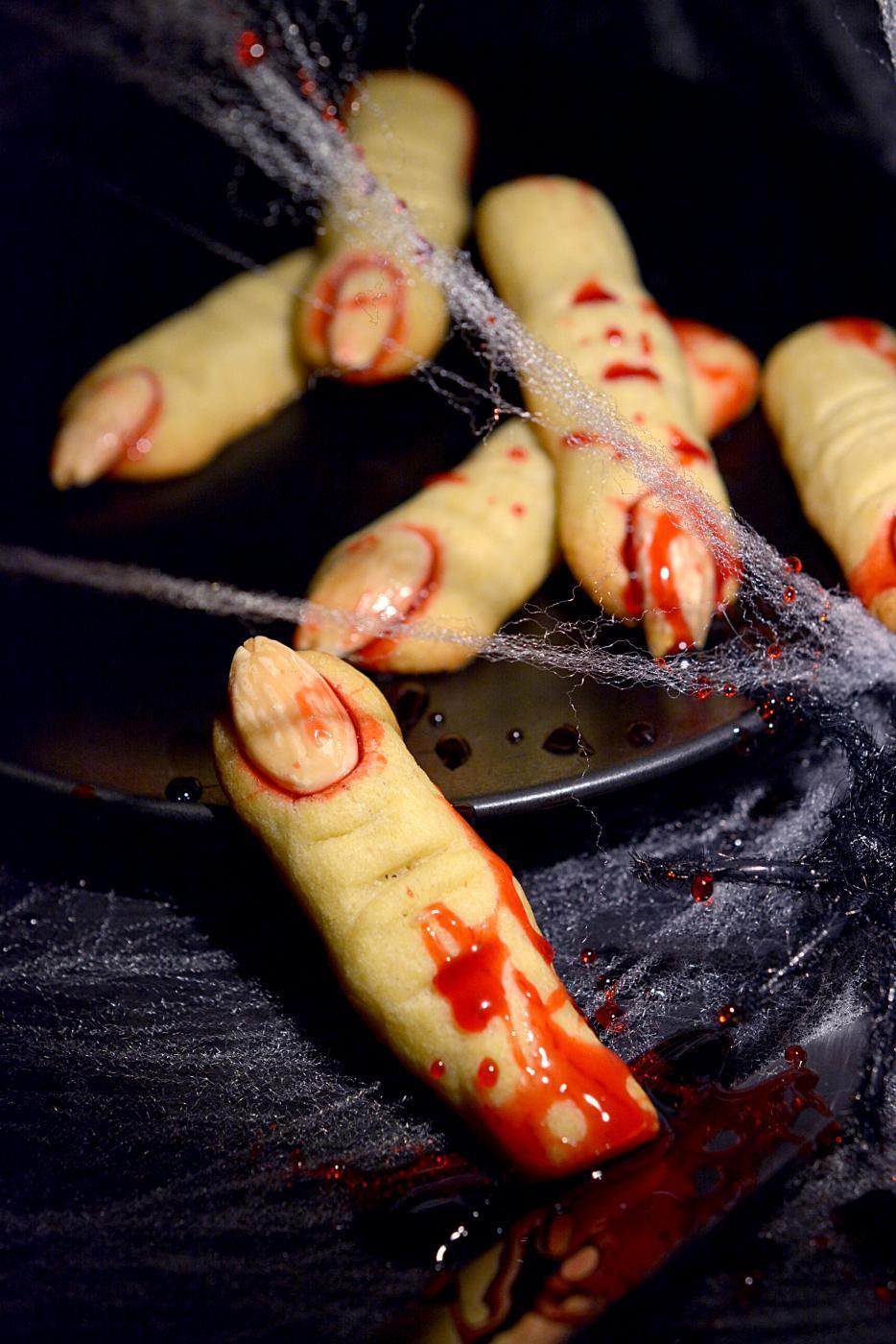 Karmaisevaa Halloweenia!