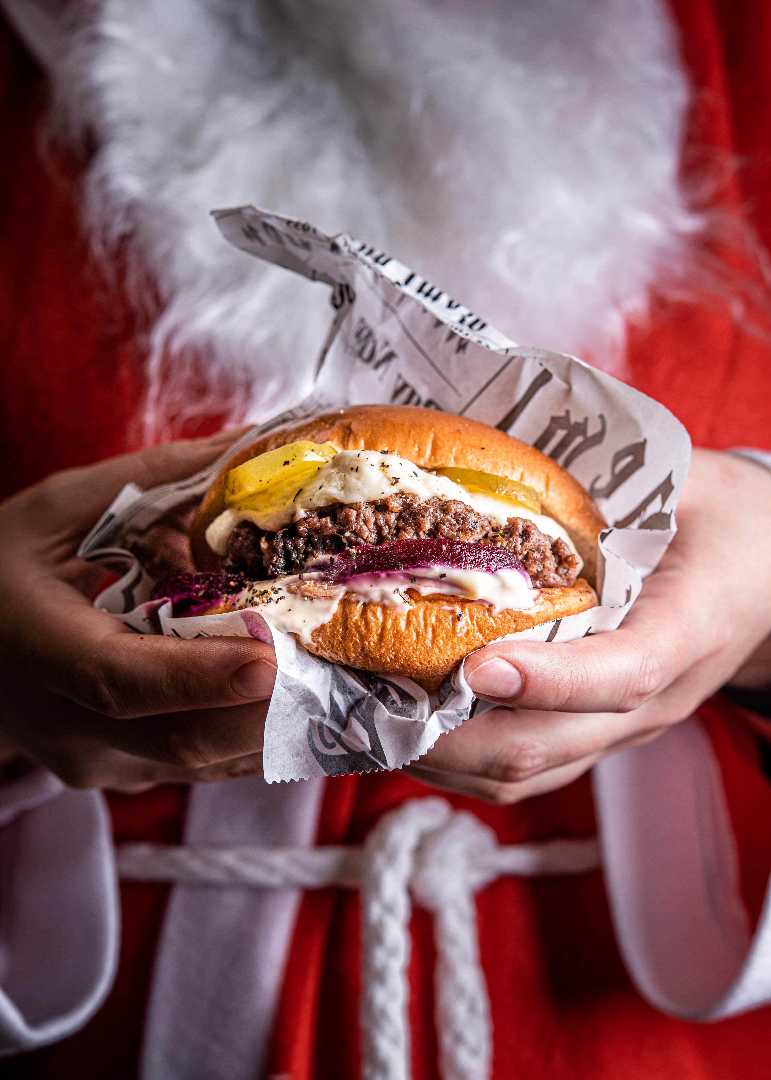 jouluburgeri