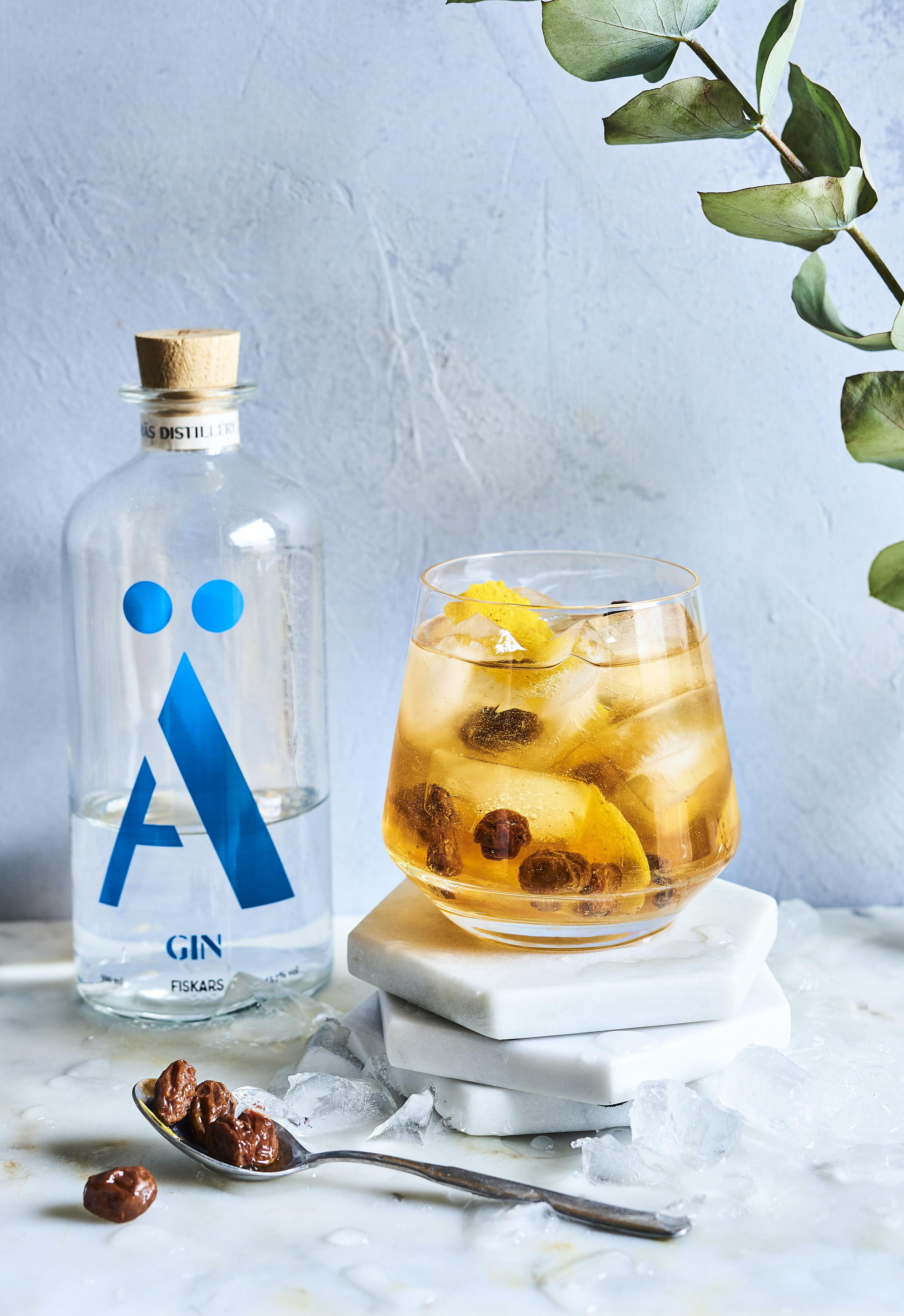 Sima gin tonic