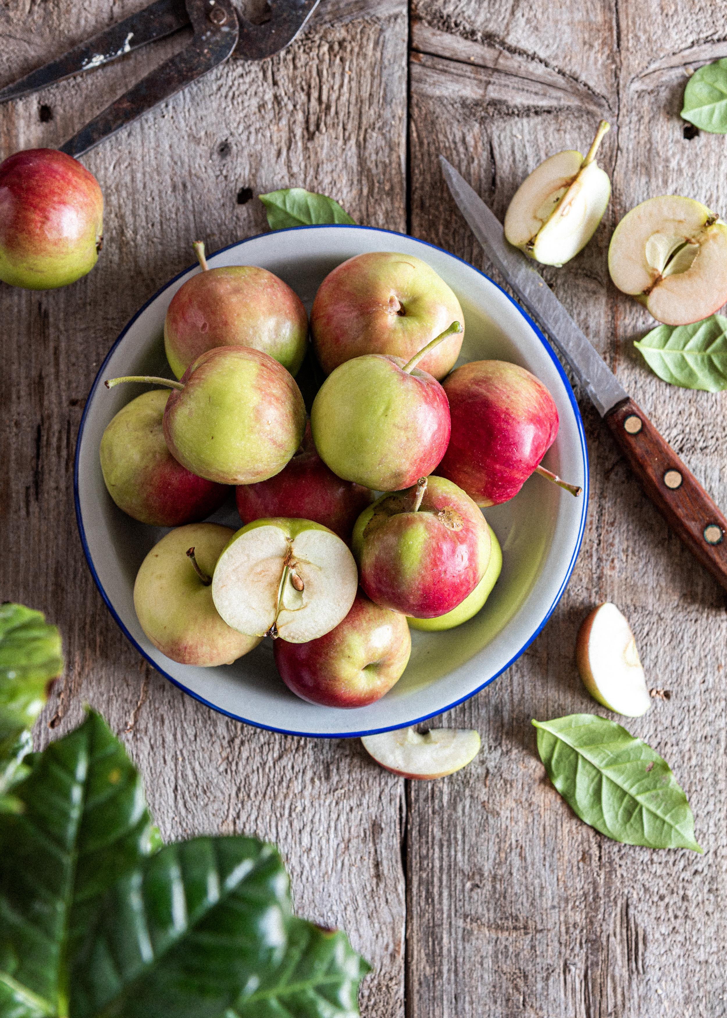 Omena – parhaat reseptit