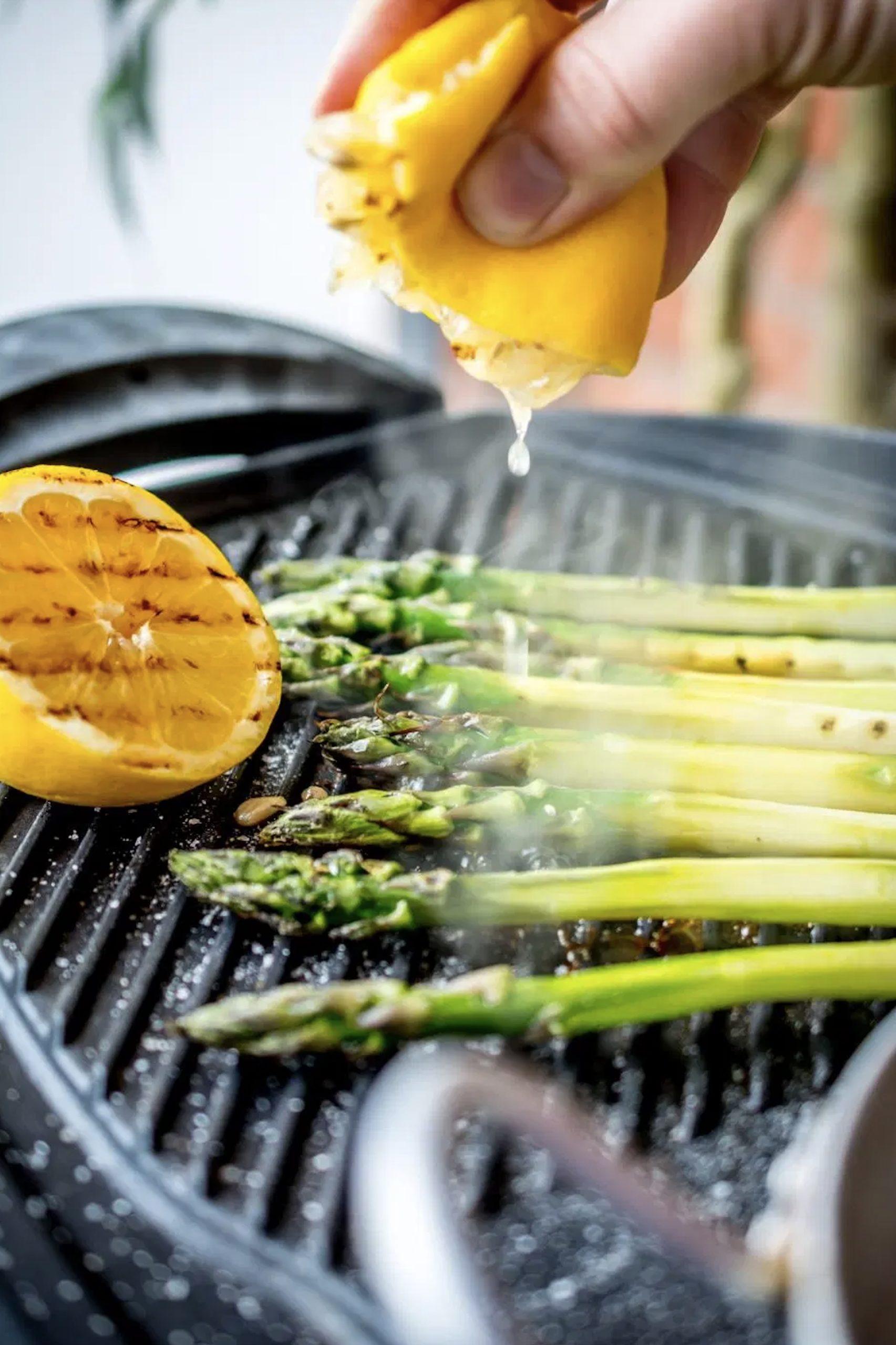 parsa grillissä