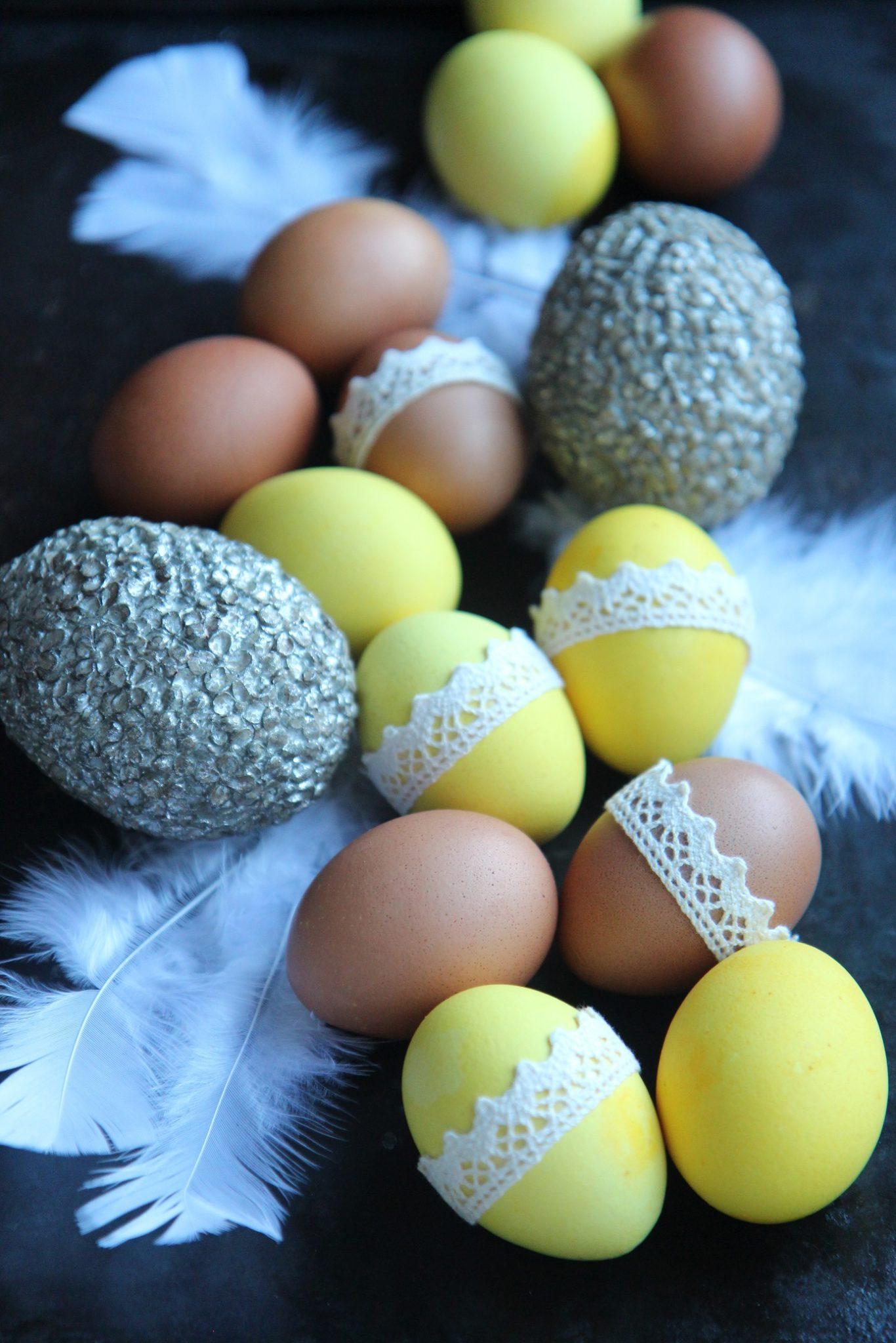 Pääsiäisen kaunein muna värjätään sahramilla