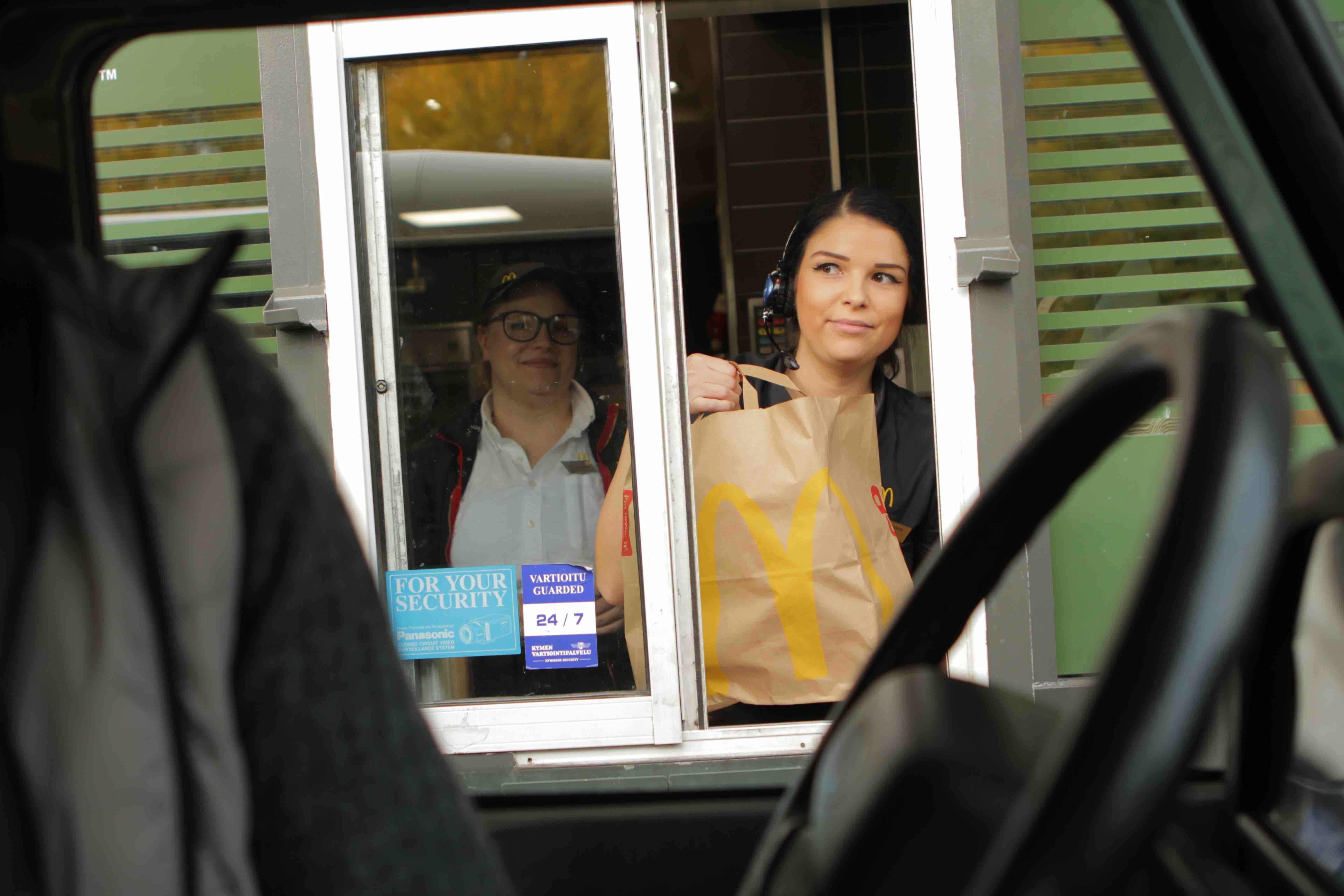 McDonaldsin vegaanivaihtoehdot testissä
