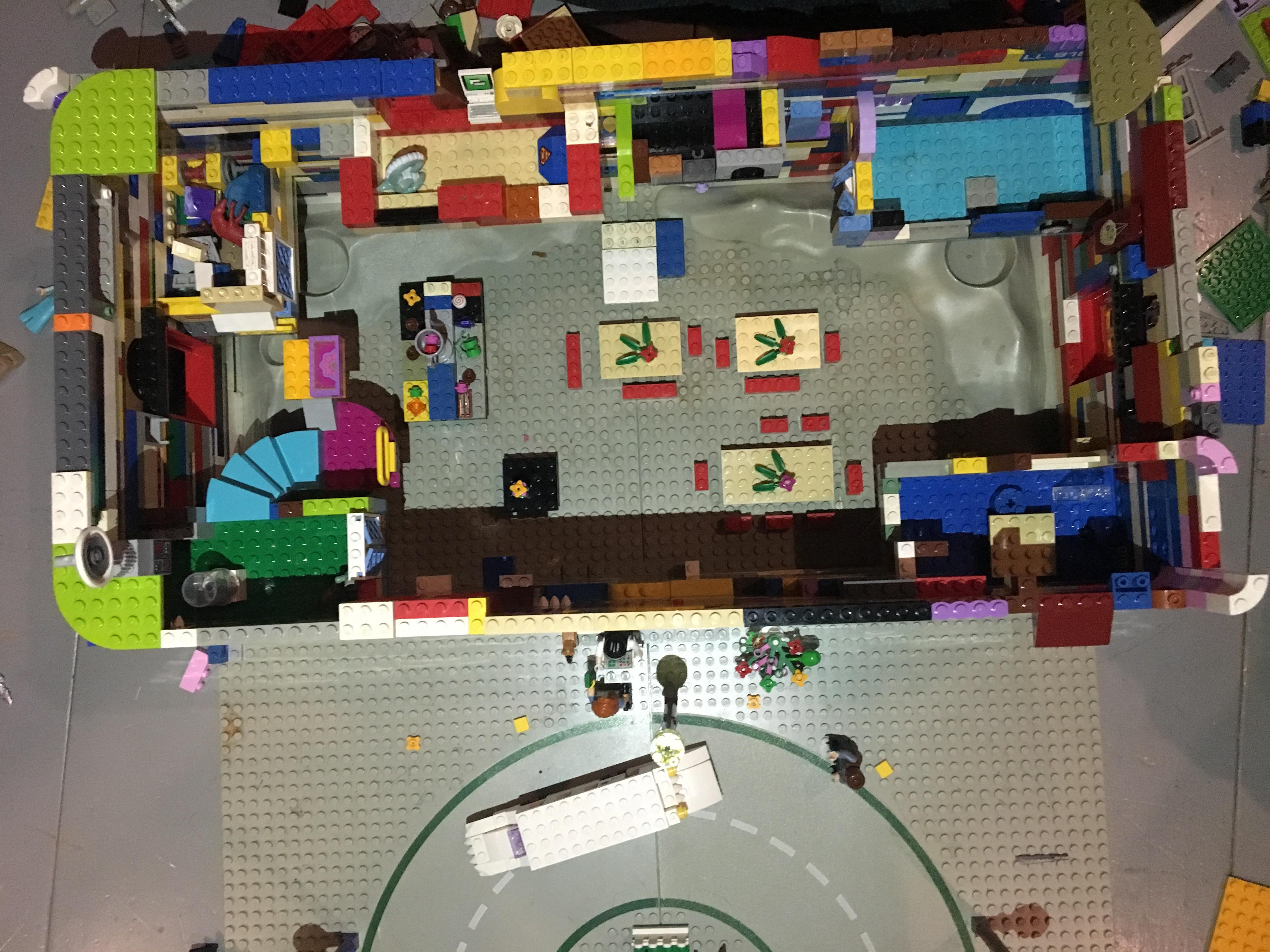 Lego, Lego hotel