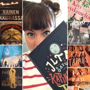 Vuoden parhaat kirjat – lukutoukan suositukset