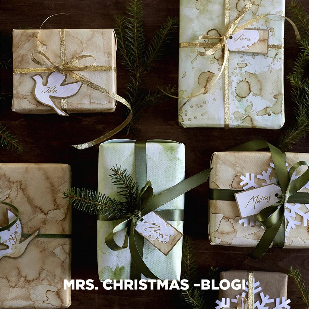 Mitä toivon Joulupukilta – ja ainakin kymmenen ideaa aineettomaan joululahjaan