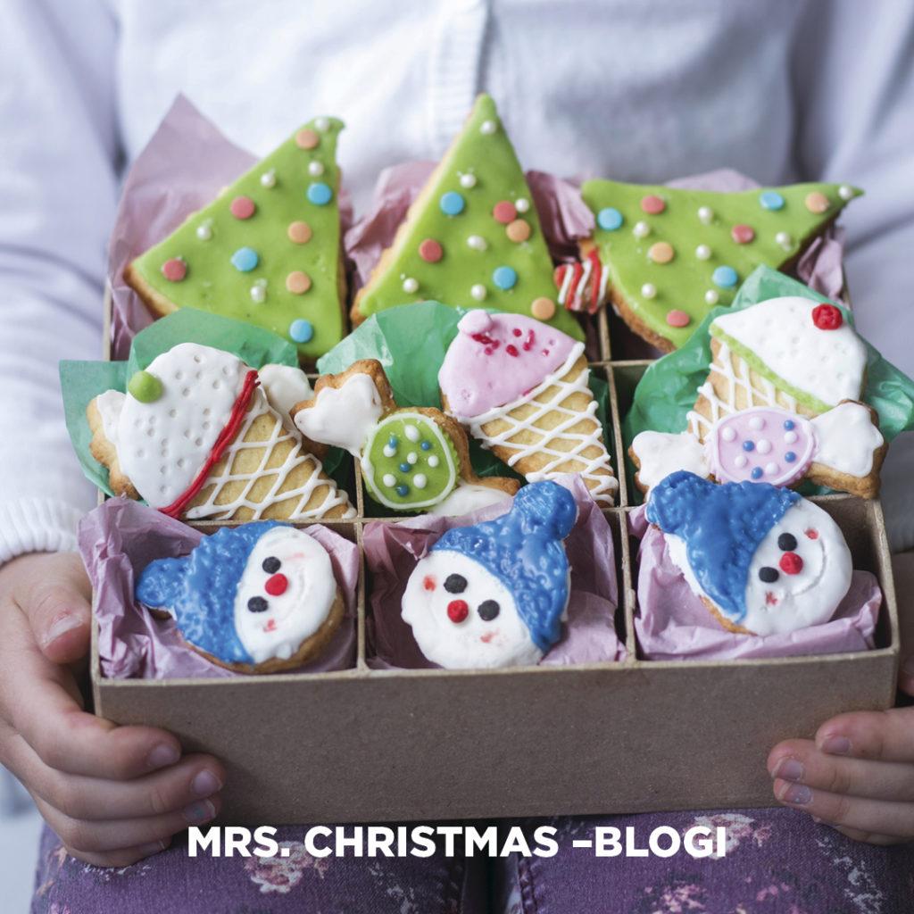 Mistä on hyvät joulumuistot tehty?