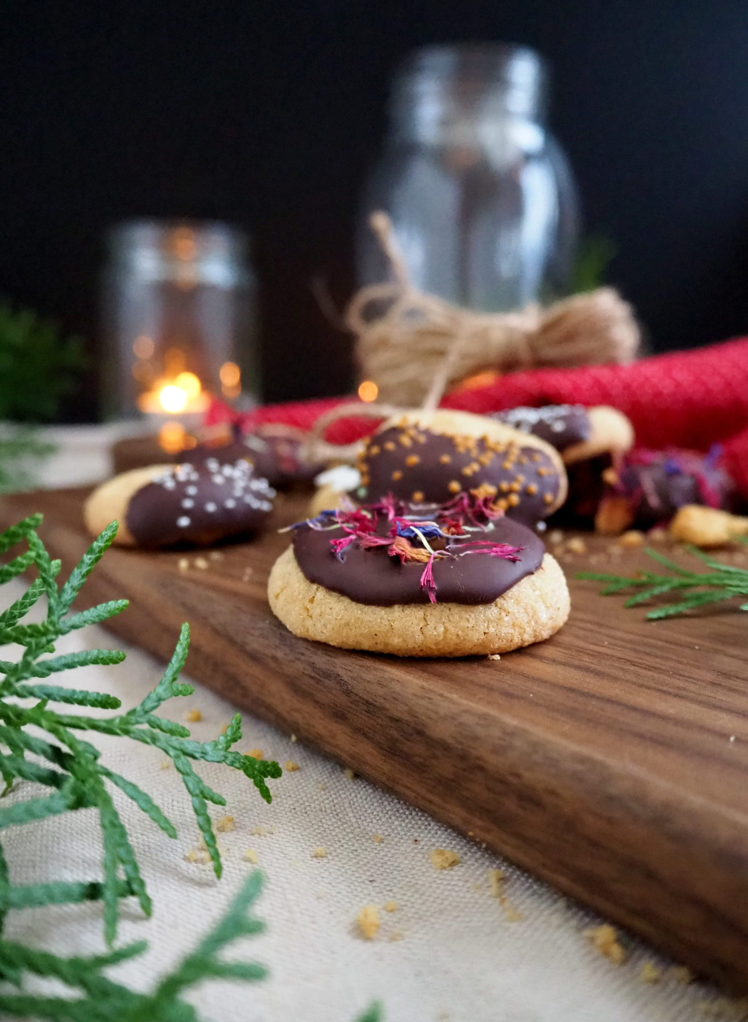 Suklaiset maustekeksit – Joulukalenteri luukku 4