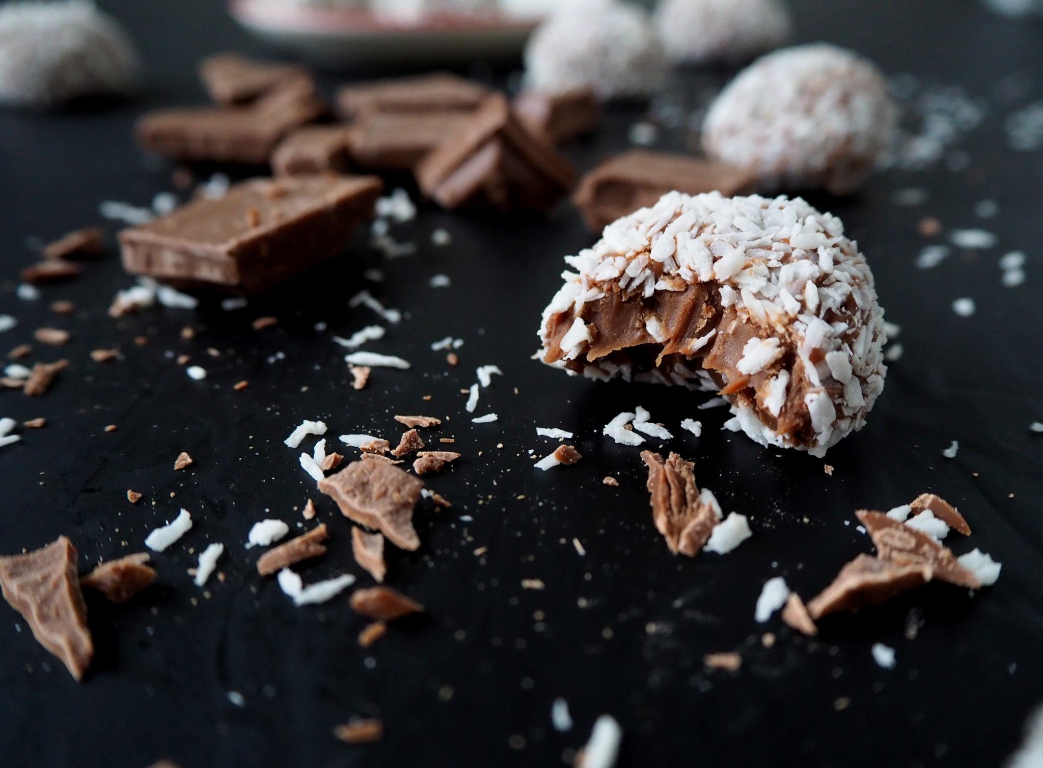Kookospallot – Joulukalenteri luukku 20